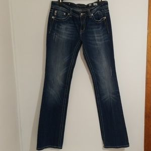 Miss Me jeans boot cut size 31